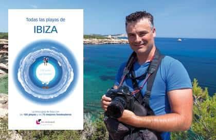 «Todas las playas de Ibiza: 180 perlas por descubrir», una guía imprescindible para este verano
