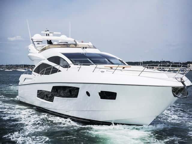 Sunseeker 80 Sport Yacht, Excelencia Tecnológica