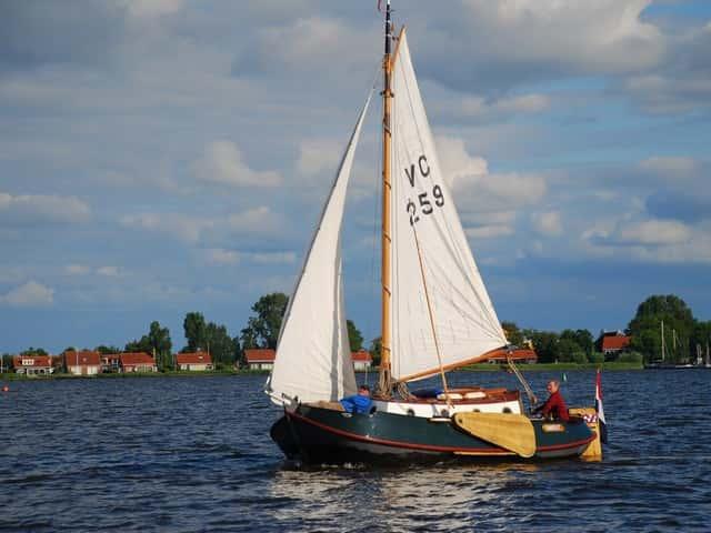 Un día a bordo del Aleida Hendrika