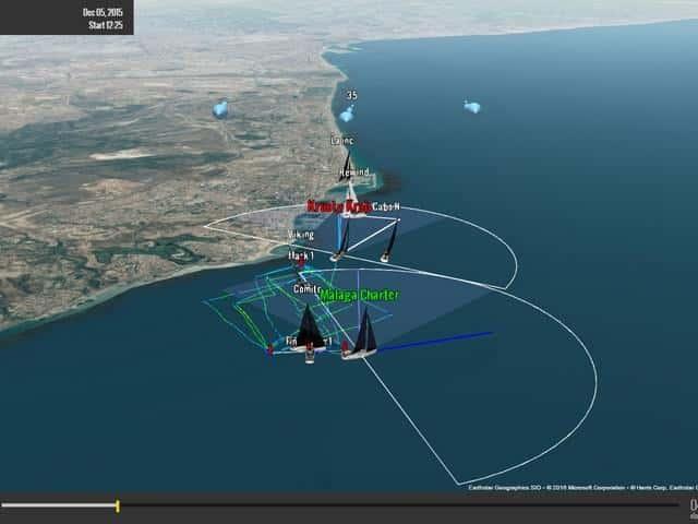 RaceQs, la app que revive y analiza tus regatas