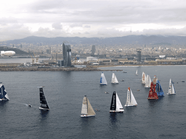 Suspendida la Barcelona World Race 2018-2019