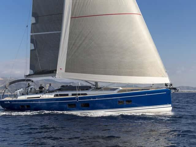 Hanse 548, un crucero con todos los atributos