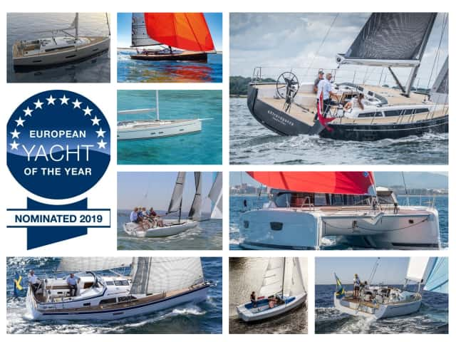 Trofeo European Yacht of the Year 2019, proclamados los candidatos