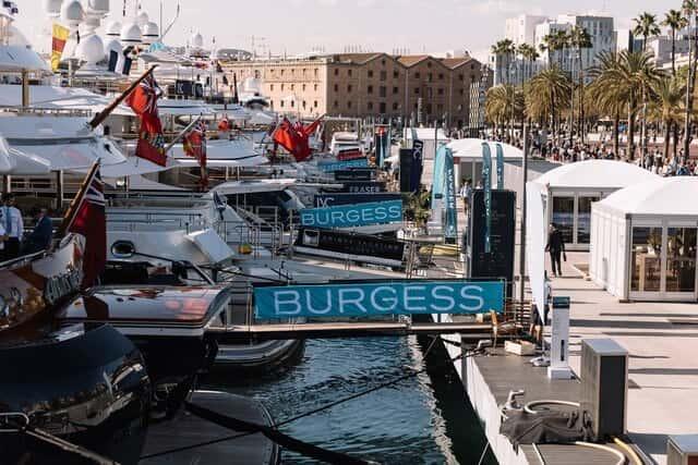 OneOcean Port Vell acogerá The Superyacht Show de LYBRA durante los próximos tres años
