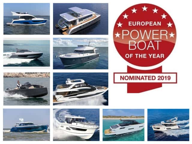 European Power Boat of the Year 2019, estos son los finalistas
