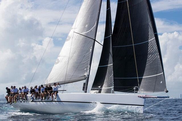 Helix, lo último de North Sails para velas de proa