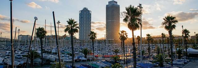 El Port Olímpic de Barcelona por un entorno más limpio