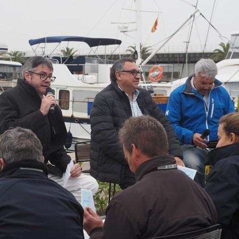 Marina Valencia Week, primera gran concentración de embarcaciones