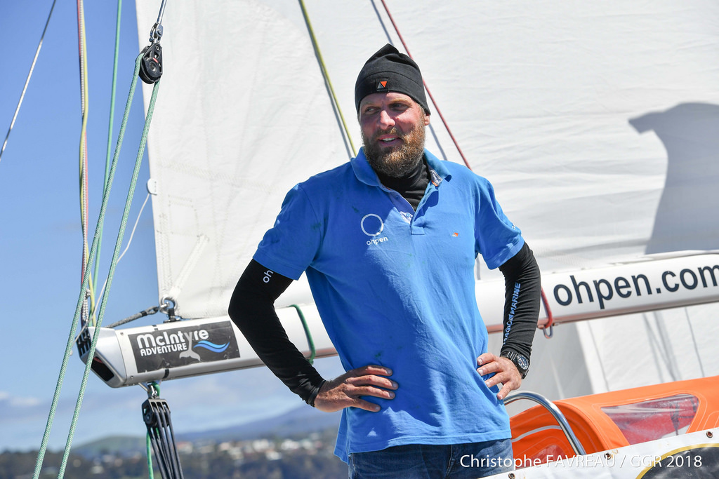 Mark Slats Golden Globe Race