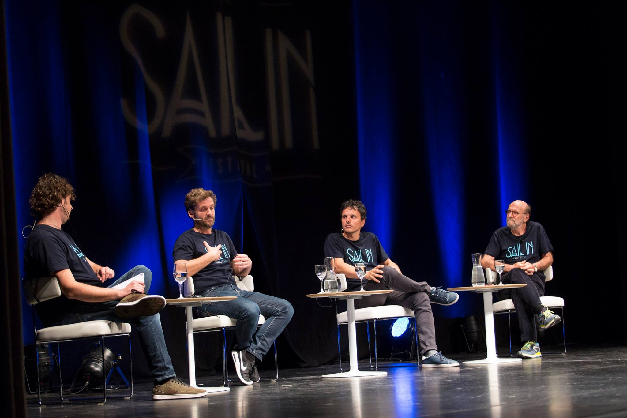 El Sail In Festival consolida su cita con Bilbao