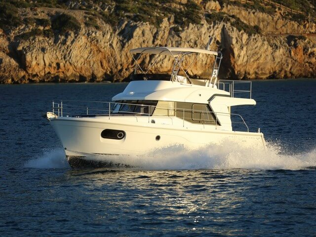 Bénéteau Swift Trawler 35, el viajero incansable