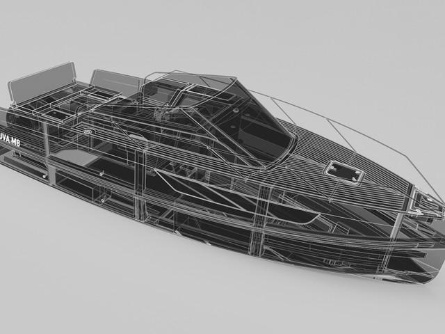 Nuva M8 de Nuva Yachts