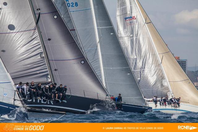 El 46 Trofeo de vela Conde de Godó, en marcha con interesantes novedades