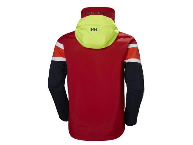 La chaqueta Salt Flag está diseñada para el uso versátil en el agua.
