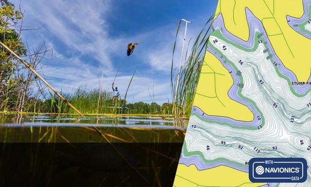 Cartografía BlueChart g3 y BlueChart g3 Vision de Garmin