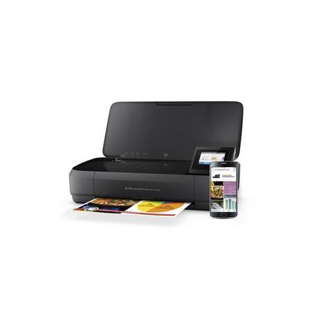 Impresora portátil HP OfficeJet 250 Multifunción