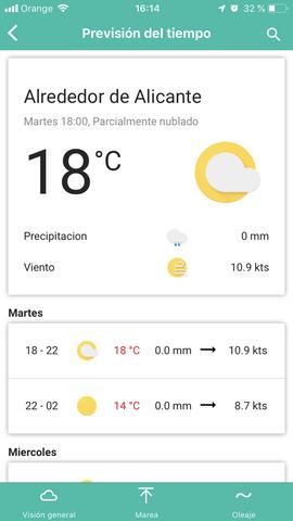 Navico, anuncia el lanzamiento de la versión en español de su aplicación móvil para planificar y navegar. C-MAP Embark