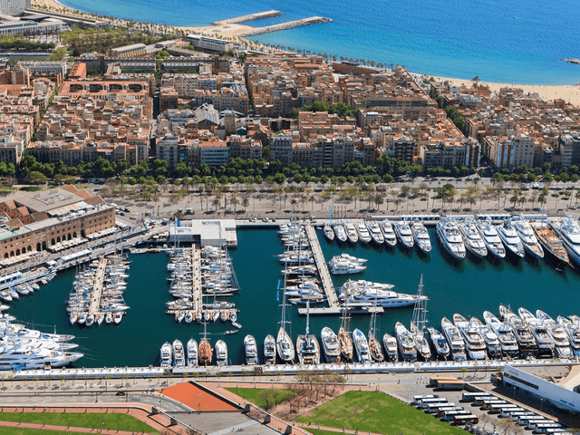 MYBA Charter Show y The Superyacht Show
