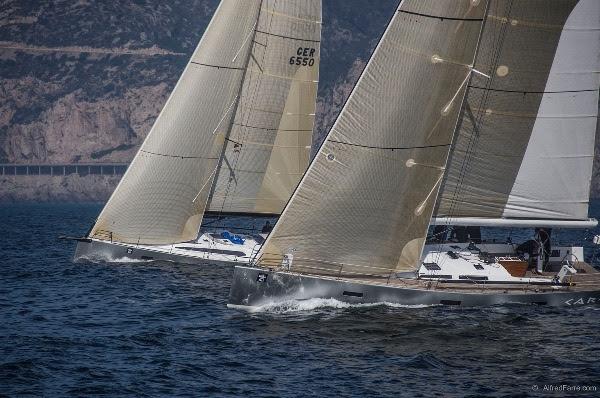 La Ruta de la Sal pone rumbo a Ibiza con Garmin como Electrónica Oficial