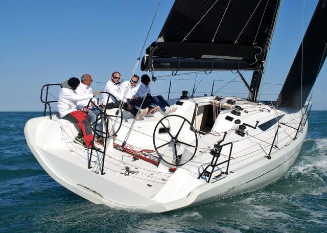 Navegamos el nuevo Italia Yacht 11.98 en la laguna de Venecia