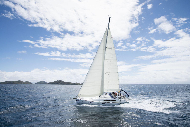 La Vela De Crucero De Dacron, Reinventada 3Di NORDAC