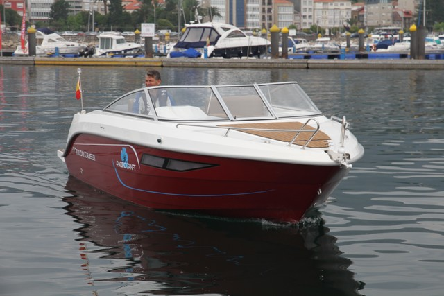 Pacific Craft 700 DC