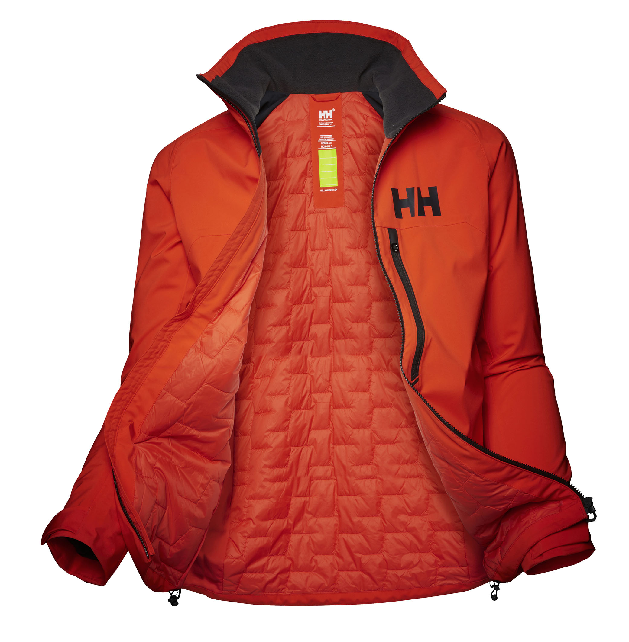 HP Racing Midlayer Jacket  chaqueta helly hansen