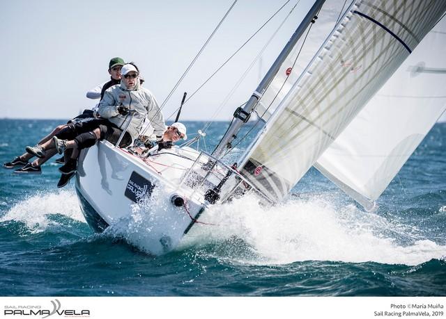 Sail Racing PalmaVela. May, 11th 2019.
