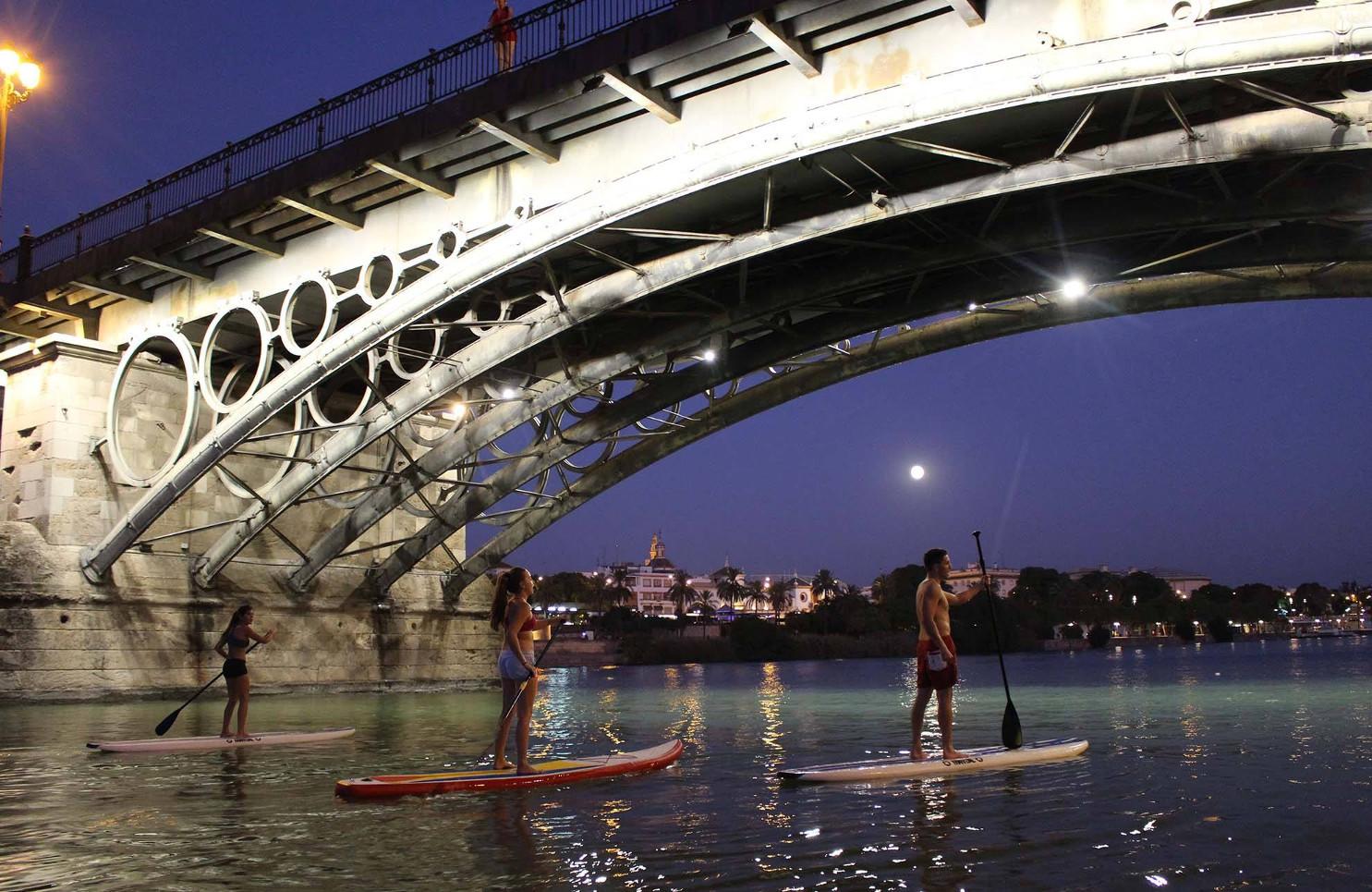 Paddle Surf Sevilla en el Salón Náutico Internacional