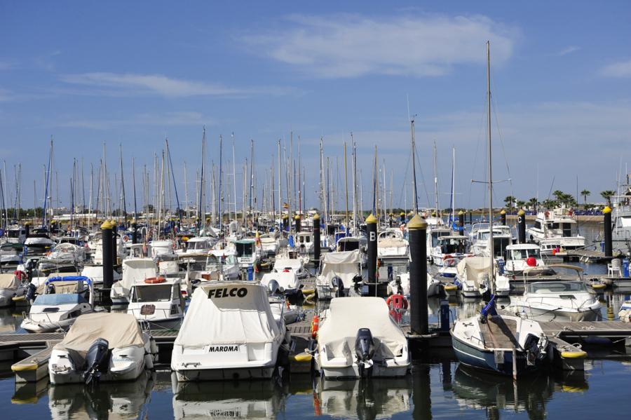 Puertos de Andalucia
