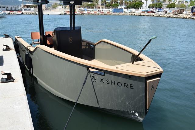 X Shore barco electrico