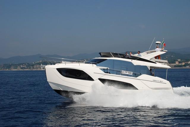 Absolute Yachts, en mejora constante