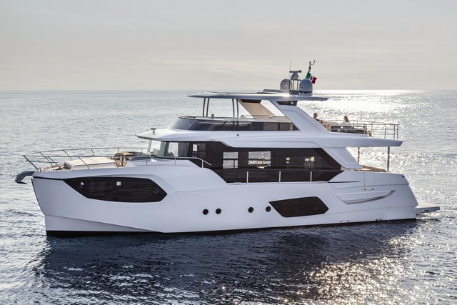 Absolute yachts Absolute Navetta 68