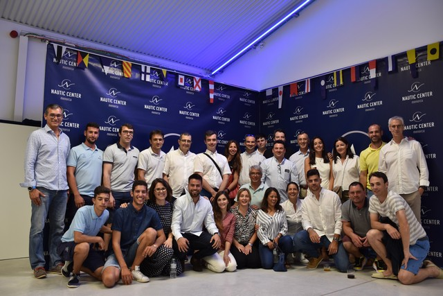 Nautic Center Menorca inaugura el Boat Showroom más grande de Baleares