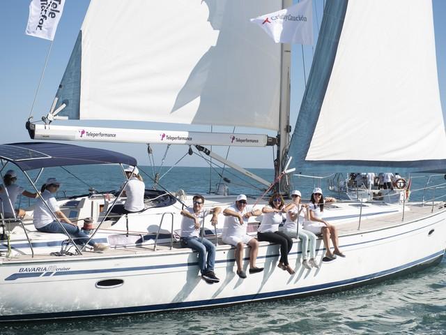 La Marina de València acogerá la 2a regata solidaria a favor de la igualdad