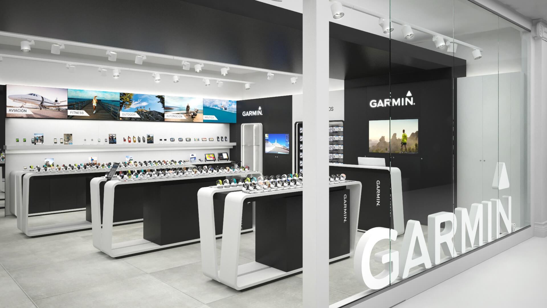 Garmin Store Madrid, la última apuesta