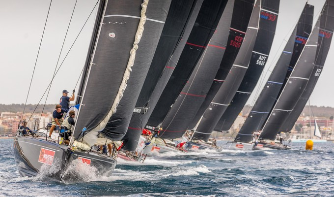 North Sails One Design. Idénticas,pero diferentes