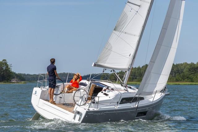 Océanis 30.1,s European Yacht of the Year 2020