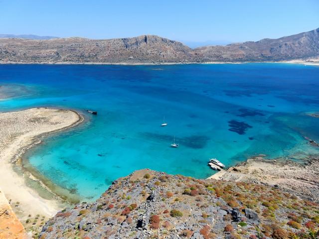 Singladura por Creta, salvaje y bella