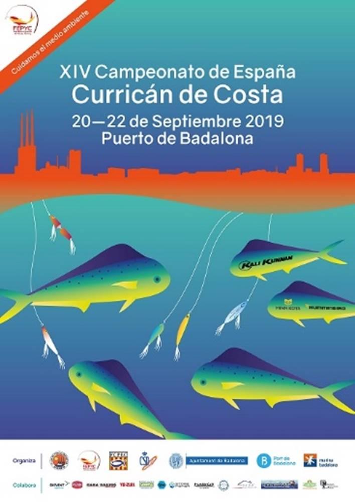 El Port de Badalona acull el XIV Campionat d'Espanya de Curricà de Costa