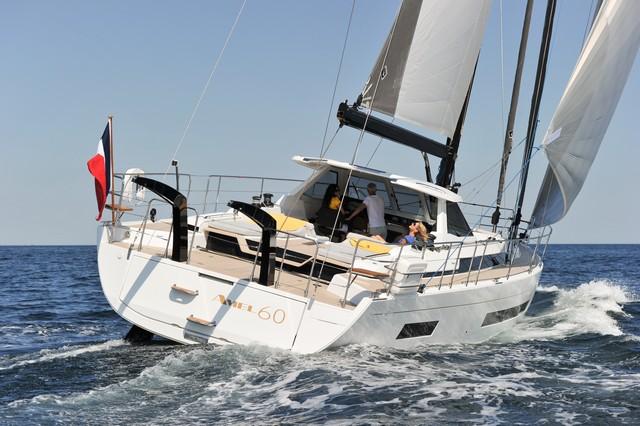 Los nuevos veleros de 2020 Amel 60