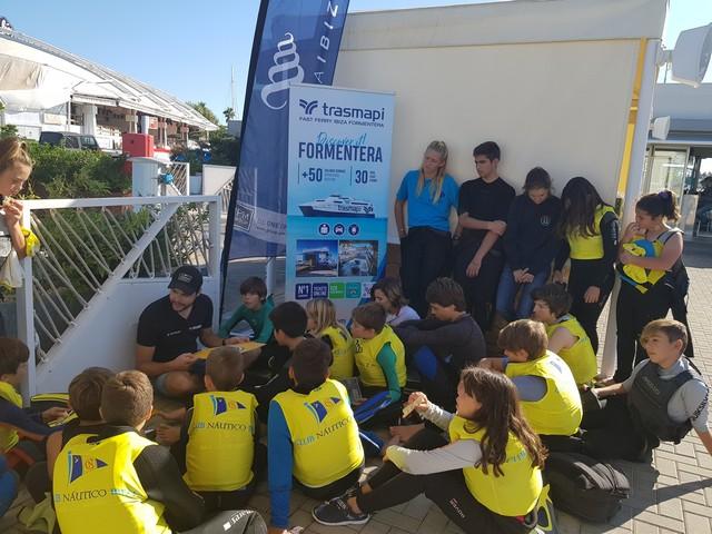 4ª Edición de la Regata Infantil Medioambiental Marina Ibiza