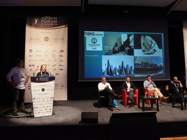 Yacht Racing Forum, los gurús de la vela mundial se reúnen en Bilbao