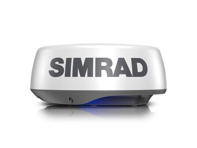 Radares de compresión de pulsos HALO20+ y HALO20 de Simrad