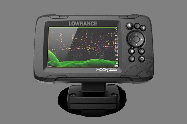 HOOK Reveal la nueva serie de sonda/plotters de Lowrance