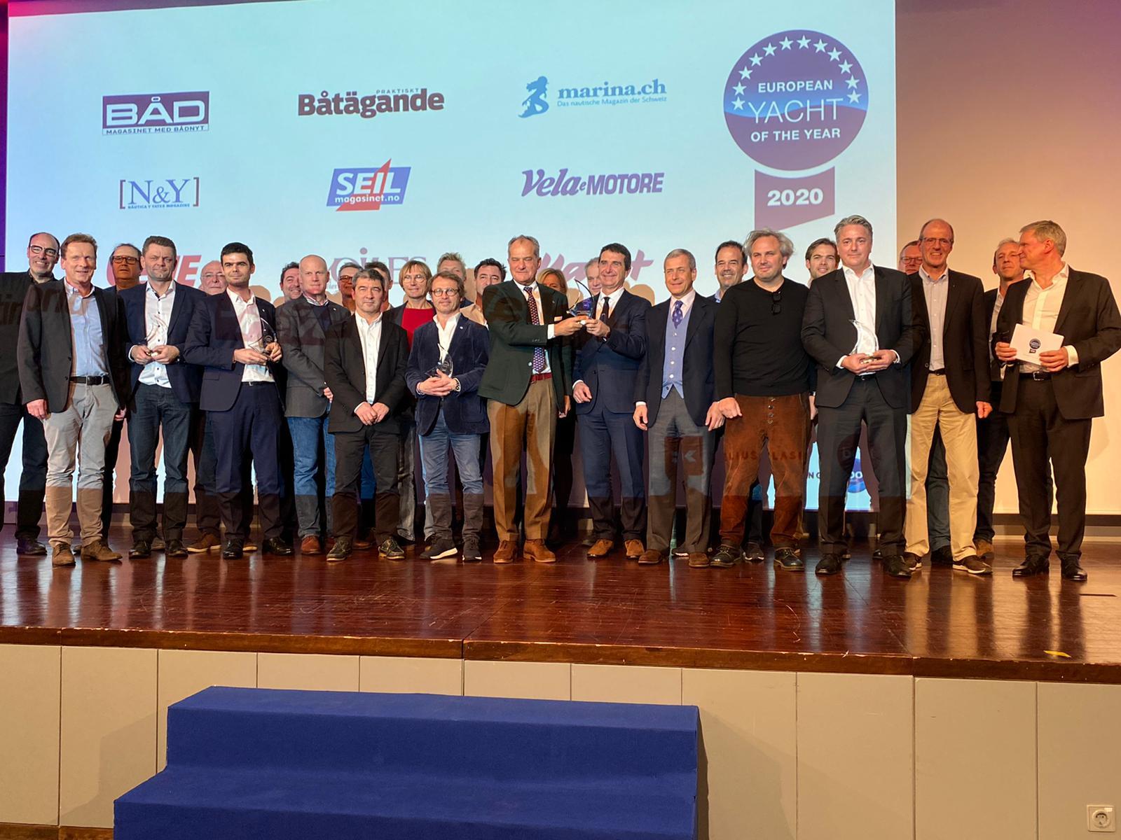 European Yacht of the Year 2020. Las 5 mejores apuestas del año
