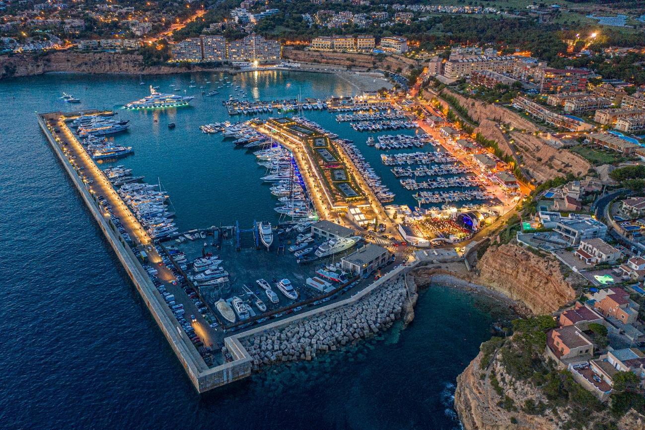 Port Adriano organiza una feria del vino en el corazón del Mediterráneo