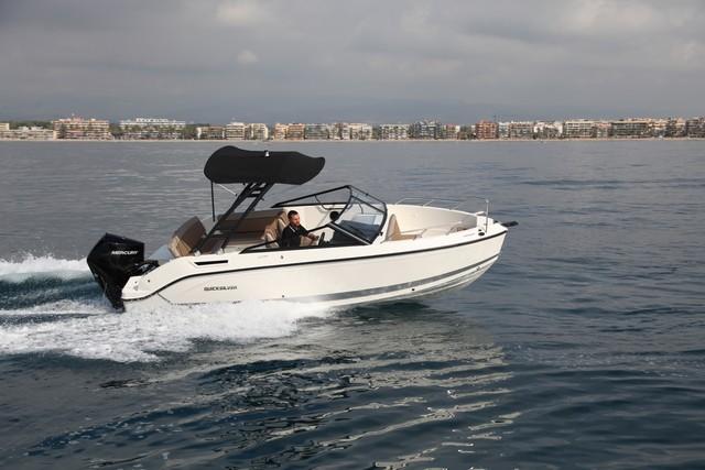 Quicksilver Activ 675 y 555 BR, y 605 Cruiser, tres buenas opciones
