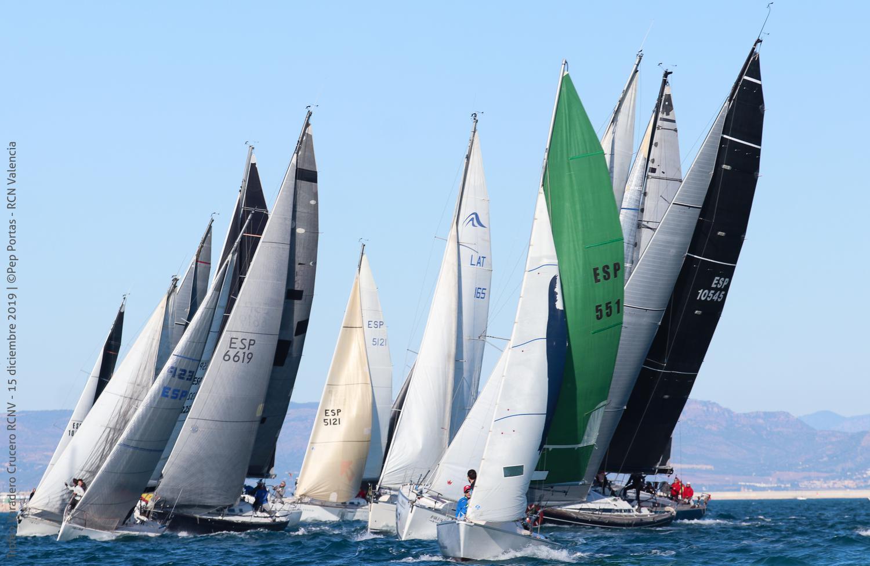 Brujo, Mascarat V y Un mar sin barreras cierran el año como ganadores del Trofeo Varadero Valencia