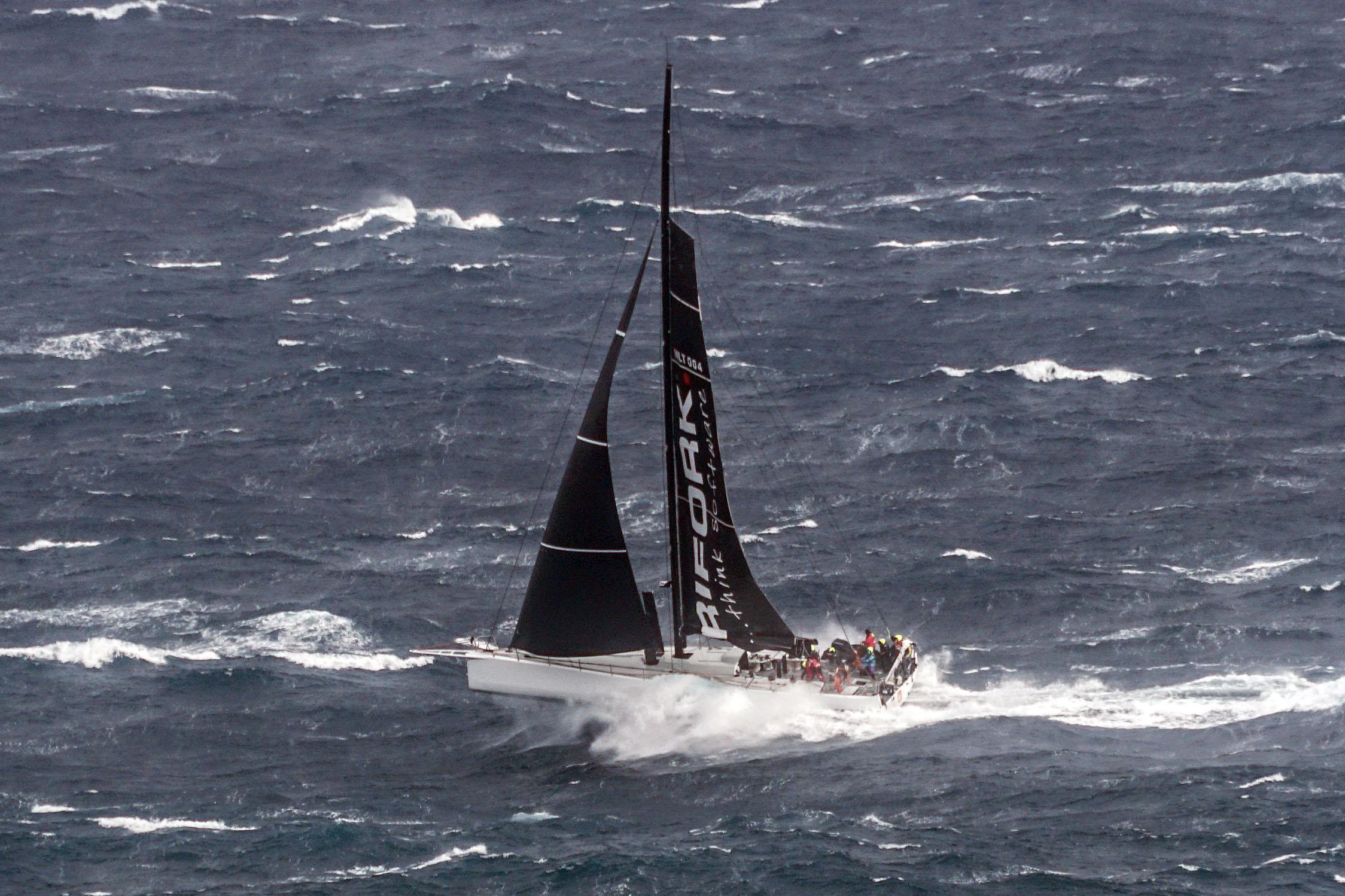 El Trifork destroza el récord de la vuelta a Mallorca
